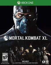 Xbox One 1 Mortal Kombat Kombat XL Who's Next NEW Sealed REGION FREE Combat