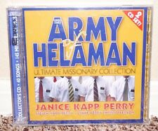 THE ARMY OF HELAMAN 2 CDs Janice Kapp Perry LDS MORMON Hymns