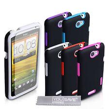 HTC ONE X EDGE S720E G23 TOUGH HEAVY DUTY CASE