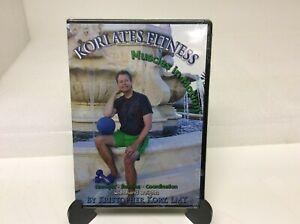 kristopher kory, LMT korlates Fitness Muscles in motion  50 Minute DVD 2010