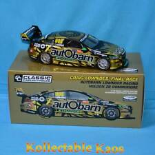 1 18 Craig Lowndes Final Race 2018 AUTOBARN Racing Holden ZB Commodore #18690