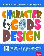 13 Sunday School Lessons for Kids of All Ages in One Room: By Group Publishin...