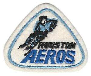 "1972-78 HOUSTON AEROS WHA HOCKEY VINTAGE 2.5"" DEFUNCT TEAM PATCH"