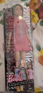 Barbie Fashionistas #89 XOXO Tall Doll Outfit Red Hoodie Dress Shoes NEW