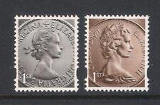 GB 2012 Diamond Jubilee, QEII Former coinage images, MNH