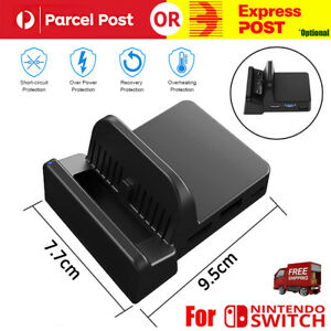 HDMI TV Charging Dock Stand Station Charger Replace for Nintendo Switch