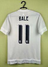 Real Madrid Bale jersey SMALL 2015/2016 Home shirt men's adidas football soccer
