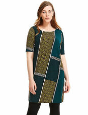 Marks and Spencer Polyester Casual Tunic Dresses for Women
