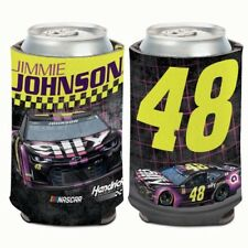 be276a75 2019 JIMMIE JOHNSON #48 ALLY CAN KOOZIE COOLER HUGGER NEW BY WINCRAFT FREE  SHIP