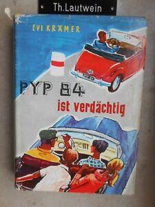 Evi Krämer PYP 84 ist verdächtig eine abenteuerliche Autofahrt Montenegro 1961