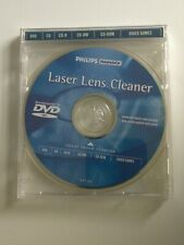 CD & DVD Laser Lens  Cleaner by Philips Magnavox