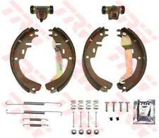 BK1605 TRW Brake Shoe Set Rear Axle