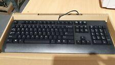 4X30M86879 USB Keyboard Black US English 103p Preferred Pro II Lenovo