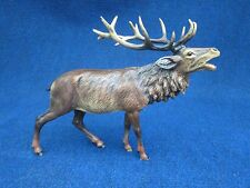 Imperial Red Stag Bergmann Vienna Bronze Deer, marked cold painted with age wear
