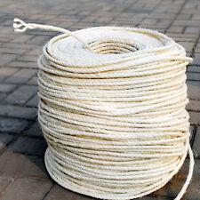 8mm Sisal Rope | Natural Fibre | DIY Cat Scratching Post | Per Metre