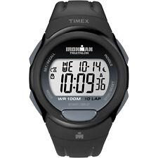 Timex Ironman Men's | Black | Digital 10-Lap Full Size Watch T5K608