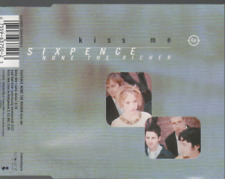 Sixpence None The Richer Kiss Me CD MAXI