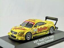 ABT Audi TT-R  #23 M.Tomczyk  DTM 2002  /  Schuco 1:43