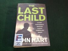 John Hart The Last Child Large Soft Cover Book ex library