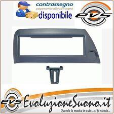 Phonocar 03245 Mascherina Adattatore Autoradio Grigio foro ISO FORD KA dal 98>08