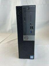 Dell OptiPlex 7060 Desktop Computer 16 GB