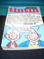 tintin nouveau 75 Journal / Französischer Comic -   in . Zust. 2