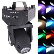 12W Cree LED Moving Head Light RGBW 4in1 Beam DMX DJ Disco Stage Party Lighting