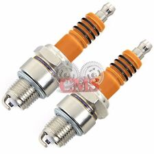 High Performance Spark Plugs w/ Copper Core Electrode for 75-98 Harley Big Twins
