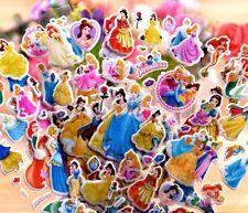 Royaume-Uni Interrupteur De Lumière Disney Princesse Cendrillon Blanche Neige Rose Vinyle Autocollant Decal
