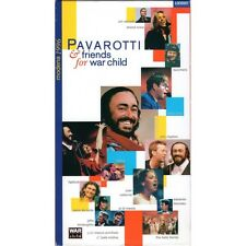 VHS PAVAROTTI & FRIENDS FOR WAR CHILD 044007410233
