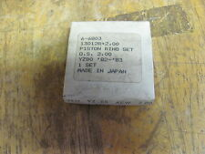 NOS Rocky Cycles Yamaha YZ80 Ring Set 1982-83 2.00 OS 6-6803