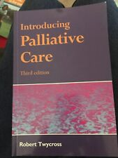 Introducing Palliative Care by Twycross, Robert G. Paperback Book The Fast Free