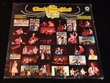 Buck Owens Show-Bog In Vegas-ORIGINAL 1969 Capitol Record Club LP-SEALED!