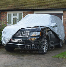 Range Rover L322/L405 4x4 Breathable Car Cover, 2002 onwards, inc mirror pockets