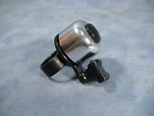 BLACK AND SILVER MINI BICYCLE  BELL LOW RIDER BICYCLE BIKE BEACH CRUISER