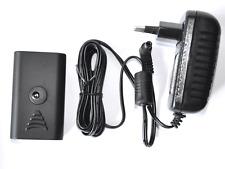 Power AC 100~240V Battery Adapter For CN-126 CN-160 YN600 W260 LED video Light