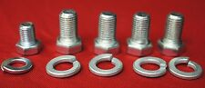 IH International & Farmall Cub Pan Seat & Tool Box Bolt + Washer Hardware Kit