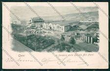 Terni Città Alterocca cartolina QK4413