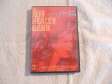 """The Jeff Healey Band """"Live at Montreux 1999"""" 2005 DVD Eagle 107 min New Sealed $"""