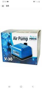 Aquaforte V30 Pompe A Air Bassin Koi