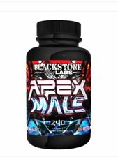 Blackstone Labs APEX MALE /Testosterone Booster/PCT/Build Muscle Fast/240 caps**