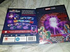 Marvel Studios Edizione da Collezione Blu-Ray Cofanetto -phase Due 6-film Nuovo