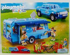 Playmobil Caravan with Truck 9502