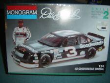 #3 Dale Earnhardt Sr 1991 Goodwrench Lumina 1/24 Model Kit MONOGRAM #2927 NEW