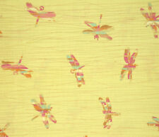 1YD Field Study Glimmer WILD DRAGONFLIES POND Nature Insect Free Spirit YW