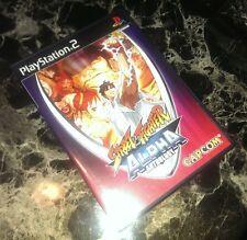 Street Fighter Alpha Anthology (Sony PlayStation 2, 2006) NTSC
