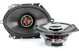 JBL CLUB8620 5x7 I 6x8 2-Way Coaxial Car Audio Super Loud Speakers Set I NEW