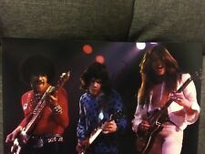 SCOTT GORHAM THIN LIZZY SIGNED PHOTO PHOTOGRAPH LP VINYL PHIL LYNOTT RECORD LOOK