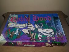 Robin Hood and the friends of Sherwood Forest board game by BMI 1992 Vintage