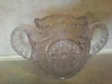 Cut Glass Suger Bowl